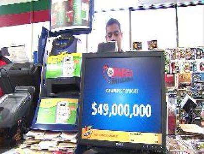 Powerball jackpot prize soaring