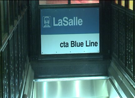 Mangled body found on Blue Line tracks