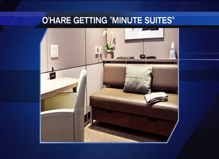 O'Hare to build Minute Suites