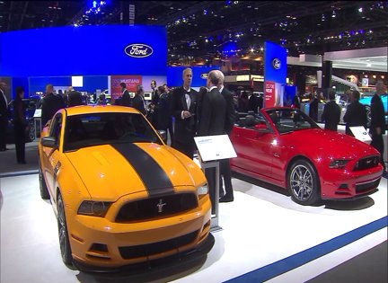 Chicago Auto Show charity event