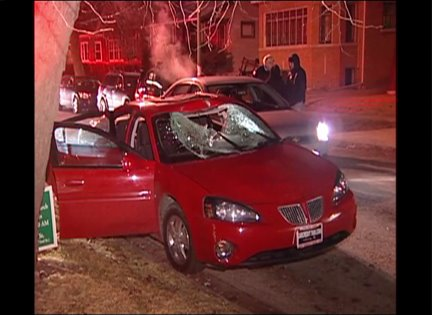 Man hit by car, dragged on South Side