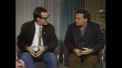 Roy Leonard interviews John Belushi and Dan Aykroyd