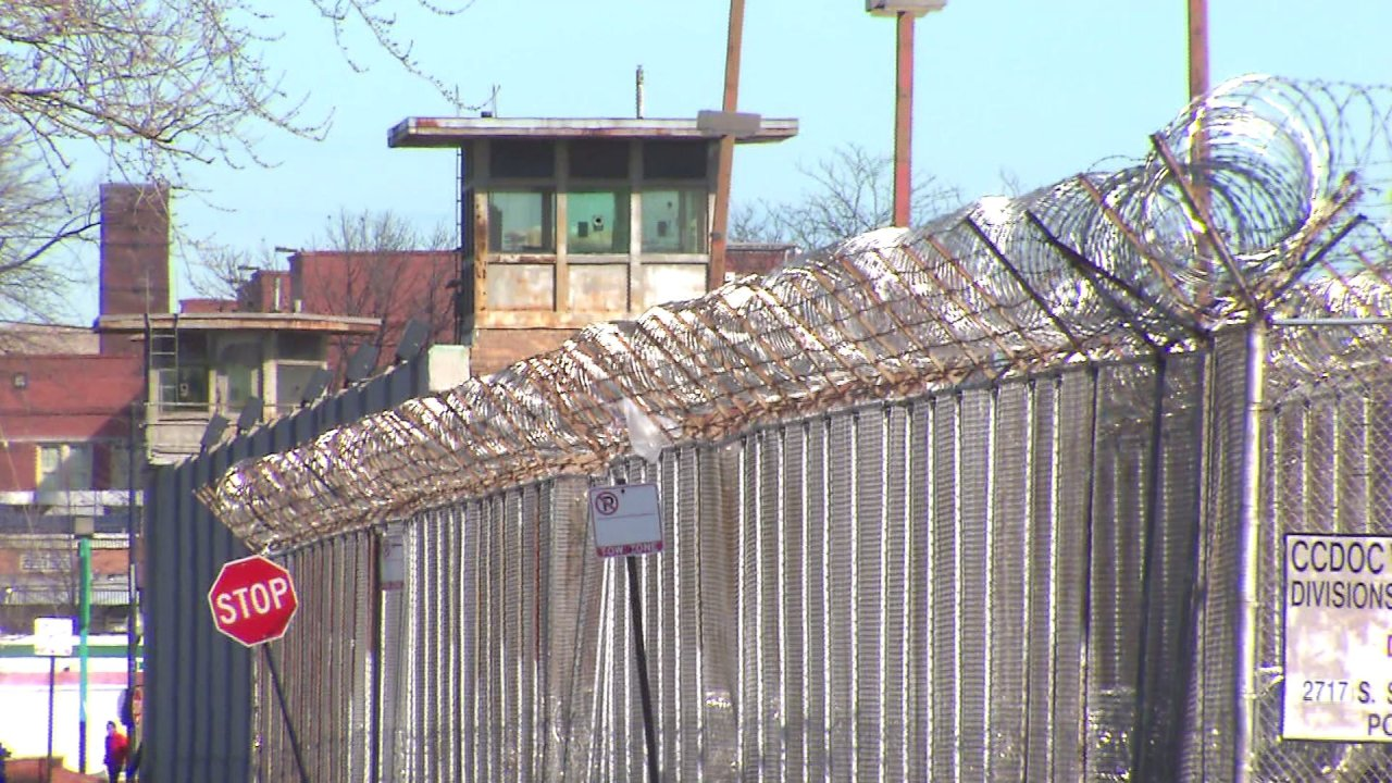 Cook County φυλακή, φρουρός, 3 περισσότερα CPD αξιωματικοί δοκιμή θετική για COVID-19