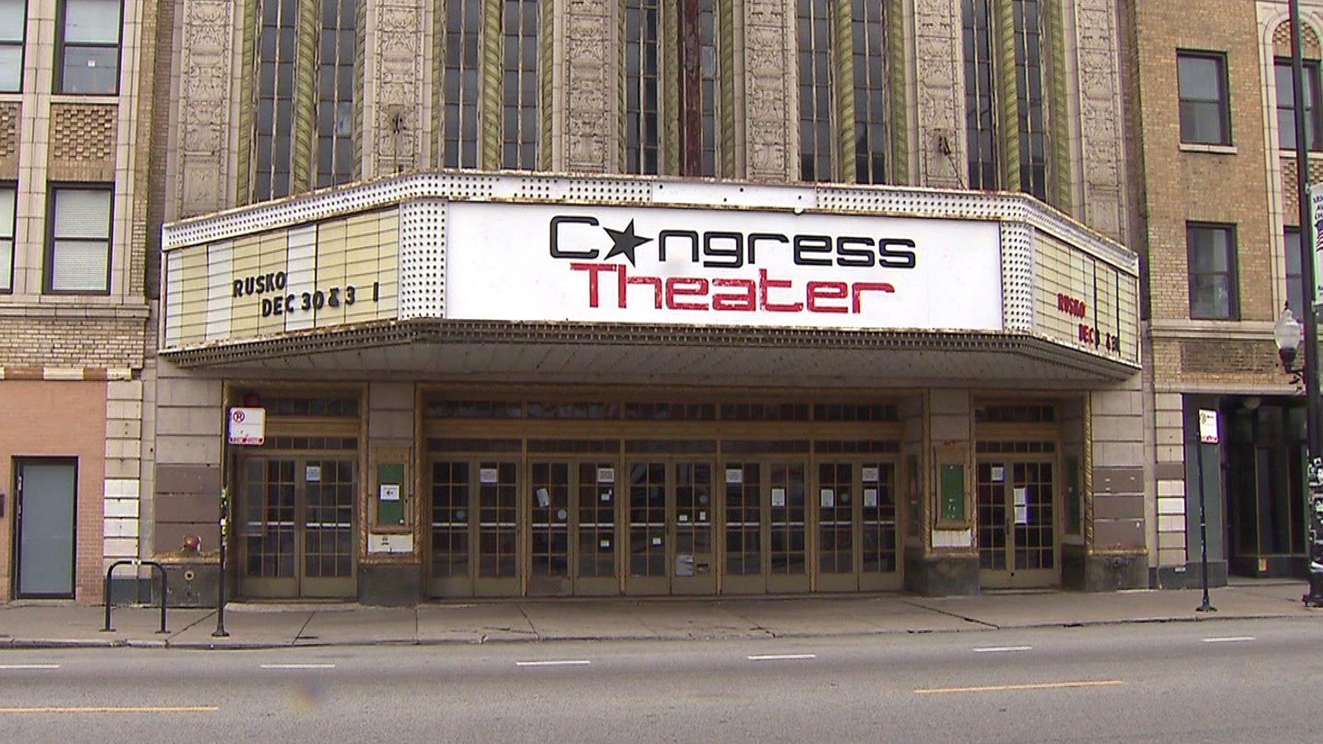 congresstheater