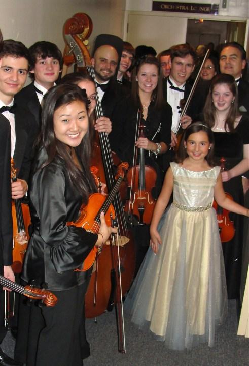 Emily Carnegie Hall