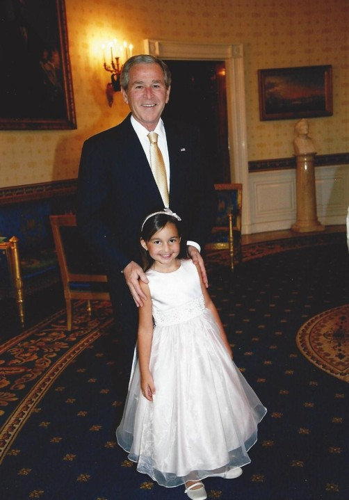 Emily & George W