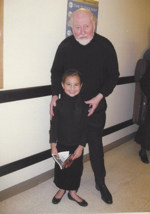 Emily & John Williams