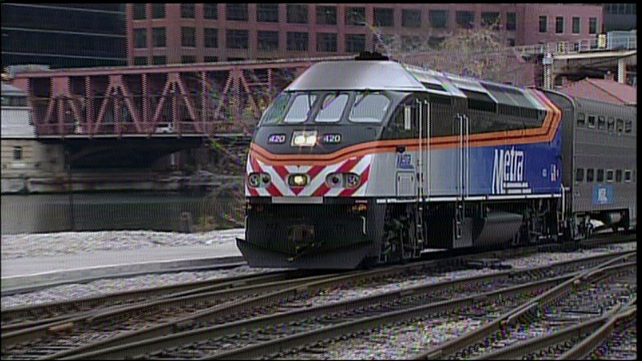 Metra, Amtrak περίμενα λιγότερο αναβάτες όπως ο ιός εξαπλώνεται
