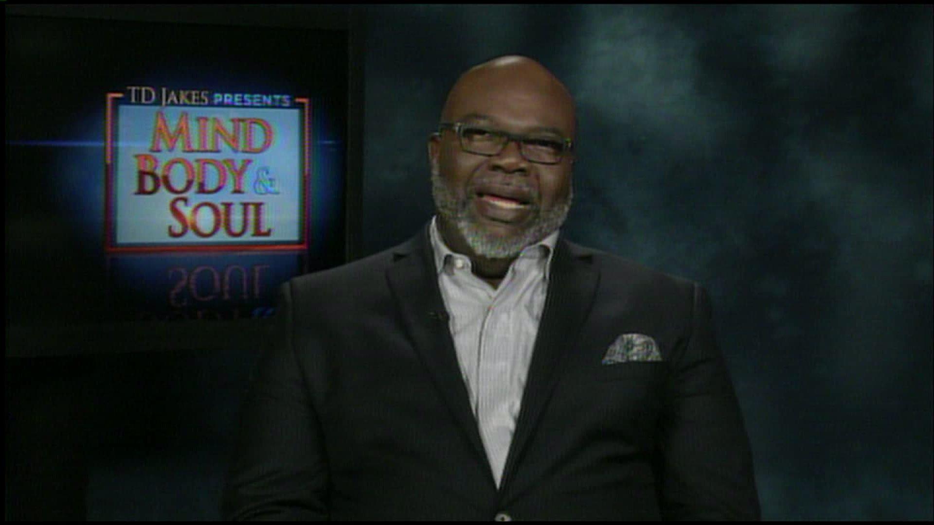td jakes new talk show on bet