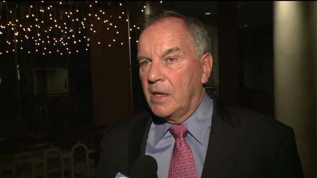 Former Mayor Daley remains hospitalized until mid-week