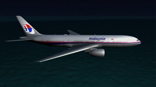 Missing Malaysia plane possibly 'disintegrated' mid-air