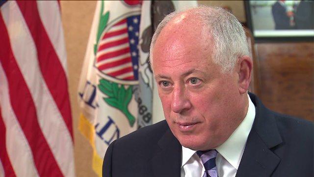 Gov. Quinn defends anti-violence program
