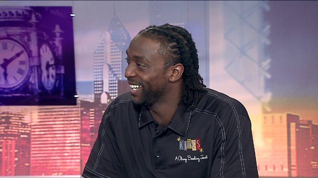 Chicago Bears' Charles Tillman on his Celebrity ProBOWLer tournament