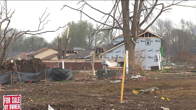 Six months later, Illinois town still rebuilding after devastating tornados