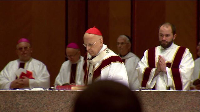 Search for Cardinal Francis George successor underway