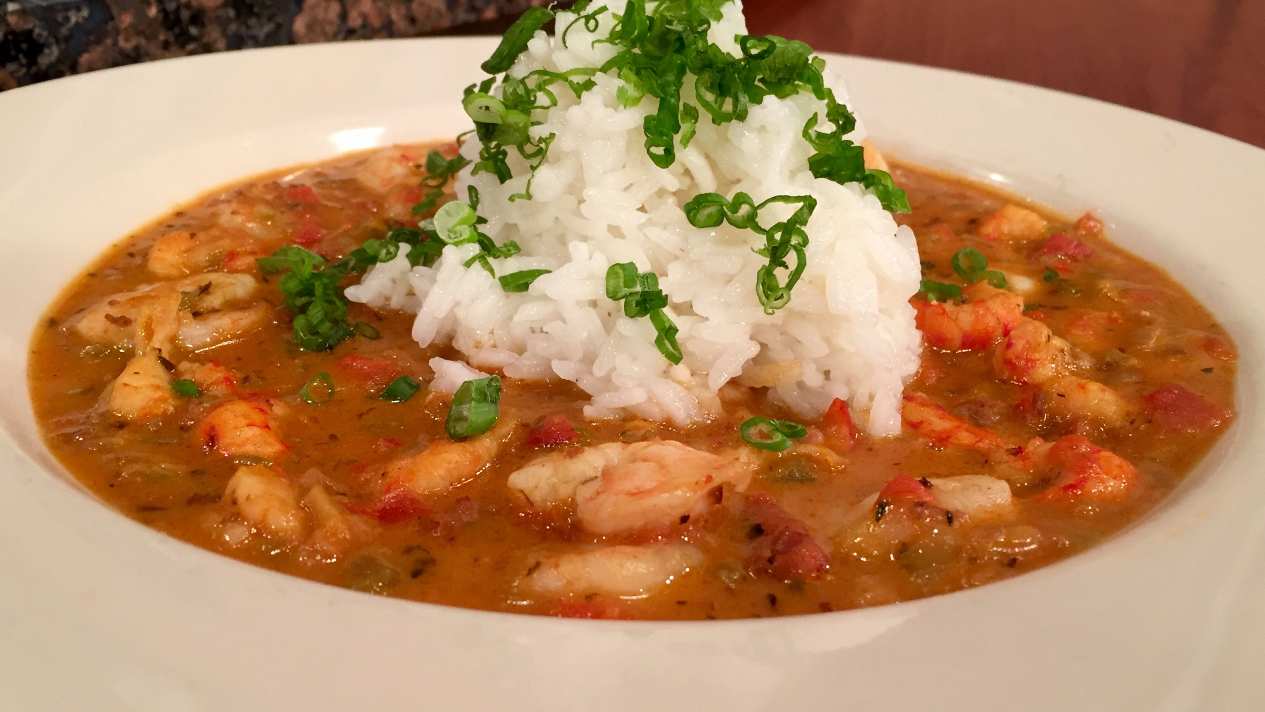 Lunchbreak Shrimp And Crawfish Etouffee Prepared By Shaw S Crab House Chef Pete Balodimas Wgn Tv