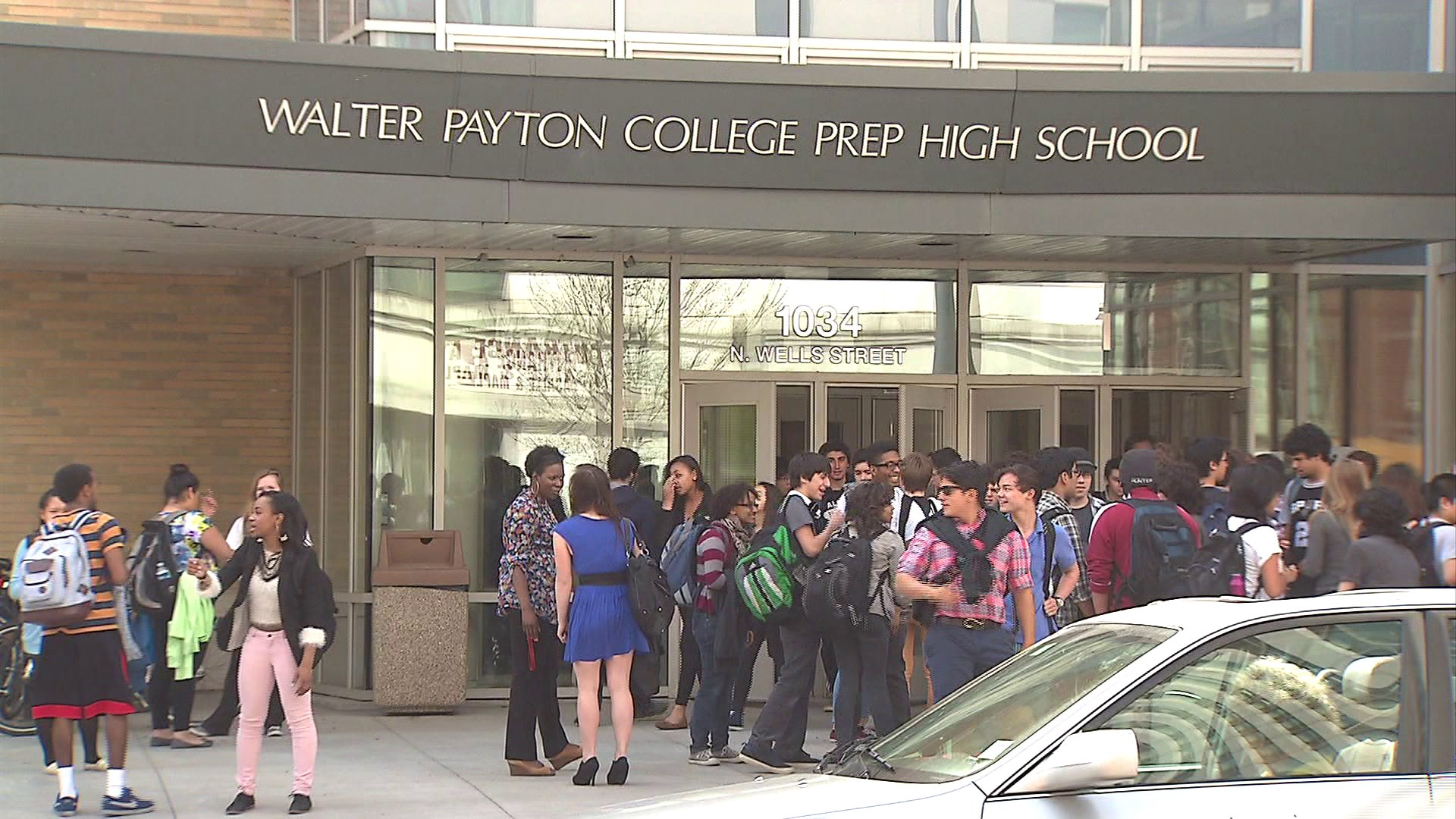 Walter Payton High School