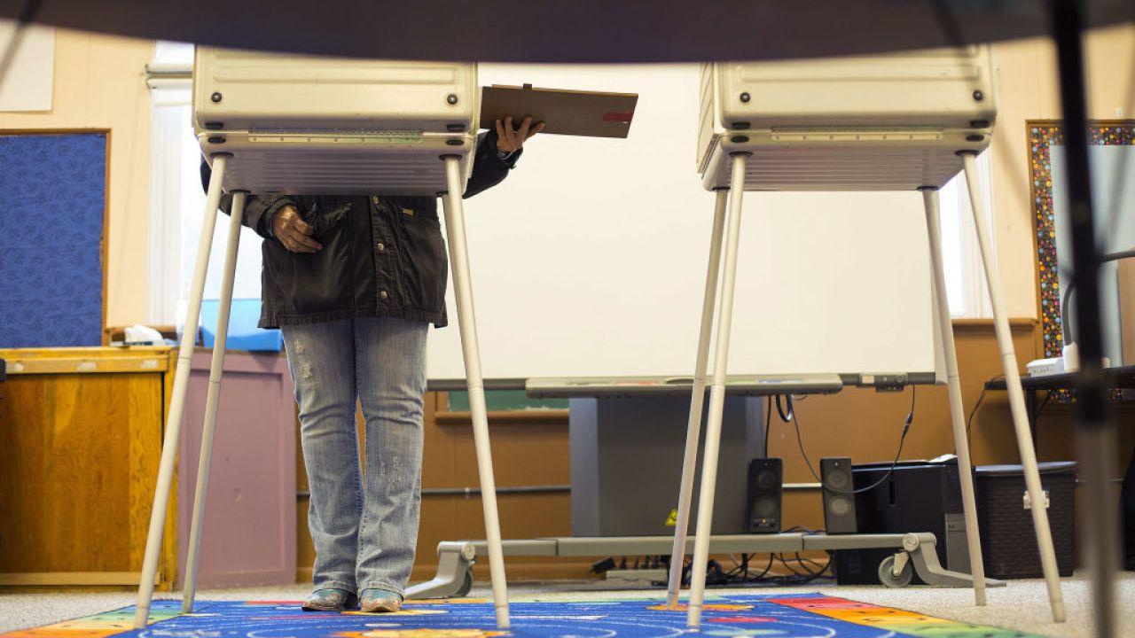 Abstimmungen sind offen in Wisconsin trotz coronavirus ängste