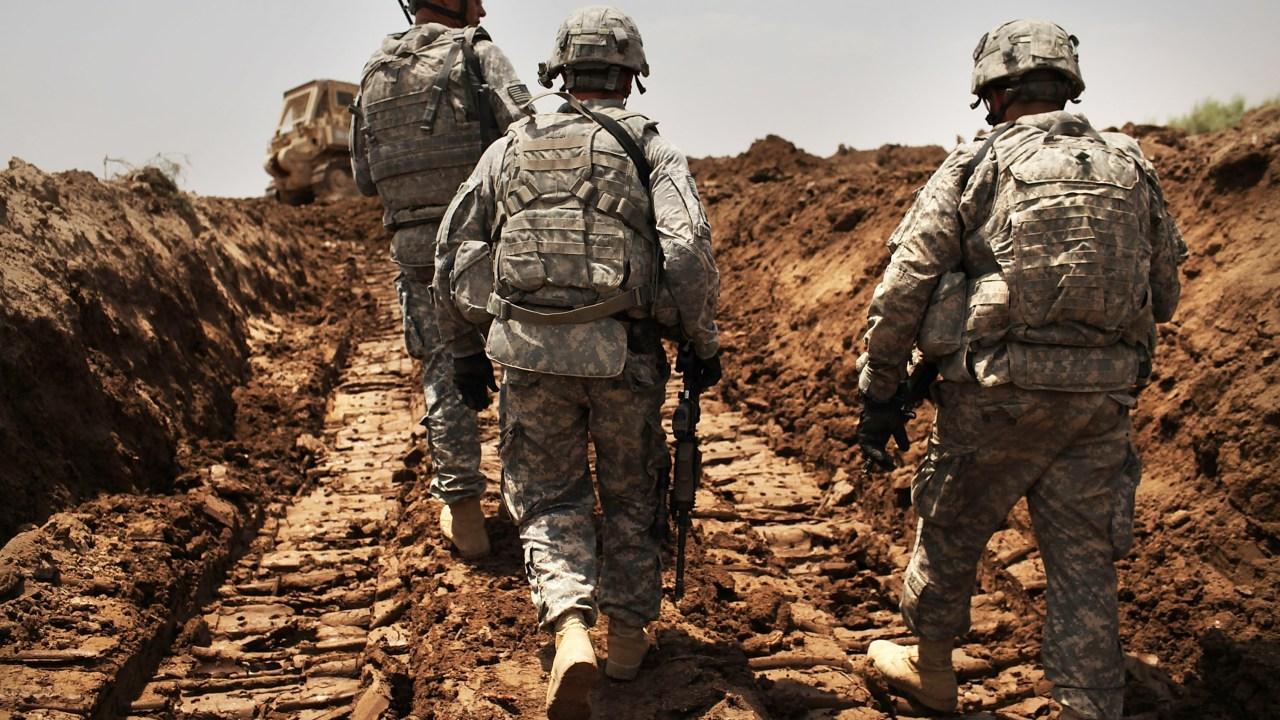 US-Streik der Taliban-Truppen, in Erster Treffer seit dem Friedensvertrag