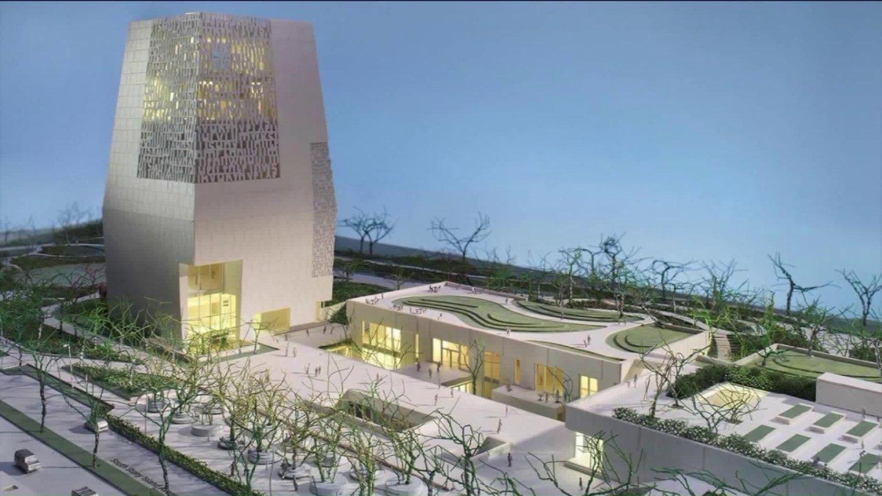 Η πόλη αποκαλύπτει το σχέδιο για να διορθώσετε Ομπάμα Κέντρο τόπου κατοικίας ανησυχίες