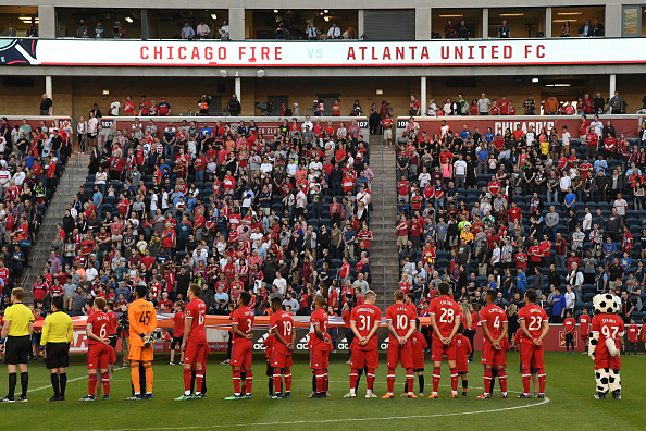 The Chicago Fire Become The Latest Chicago Nominee For Espn S Humanitarian Team Award Wgn Tv