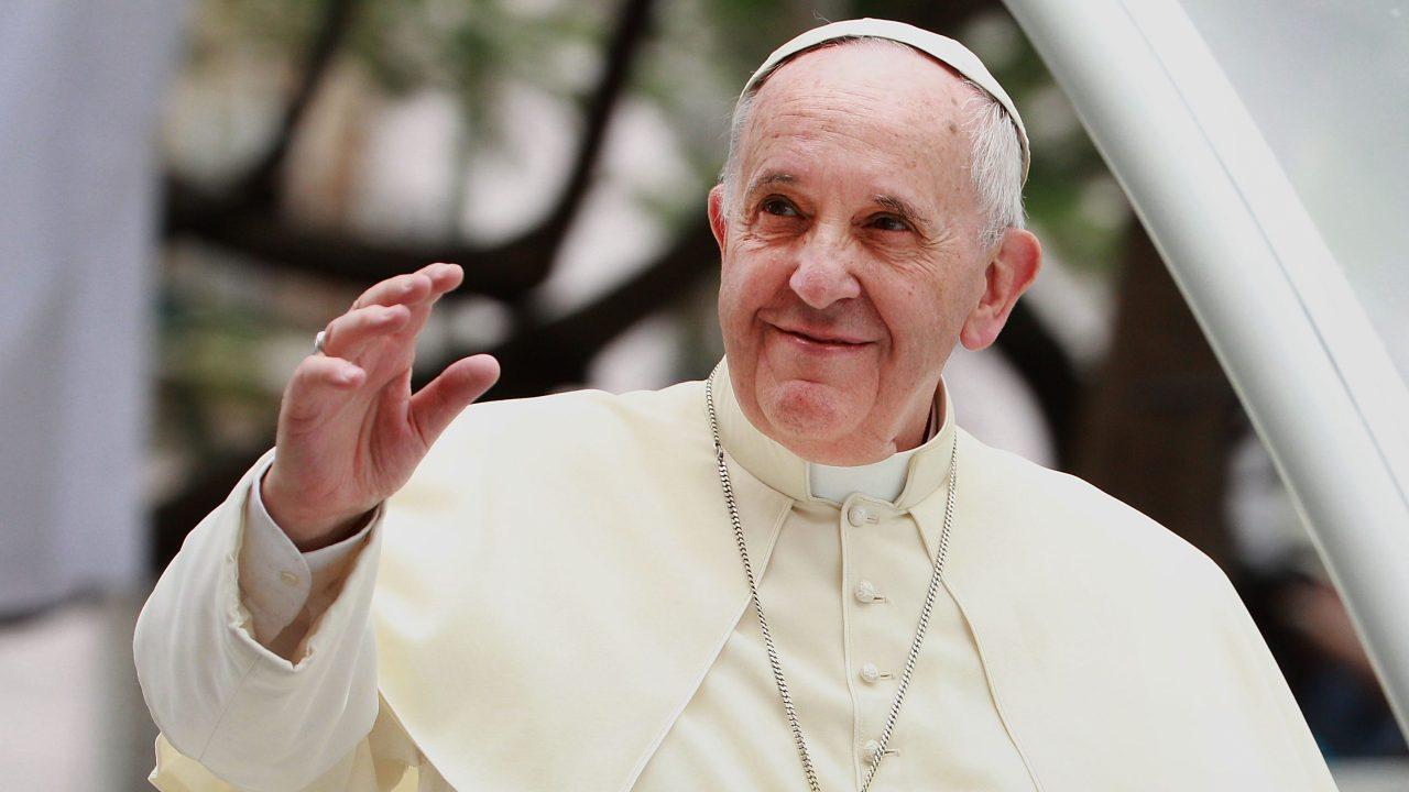 Minggu palma: Paus merayakan tanpa publik di St. Peter