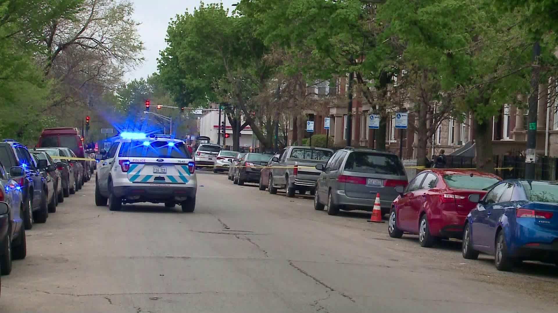 Man 28 Dead After East Garfield Park Shooting Wgn Tv
