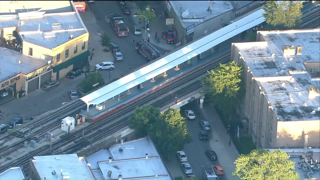 Cta Yellow Line Suspended Red And Purple Lines Delayed After