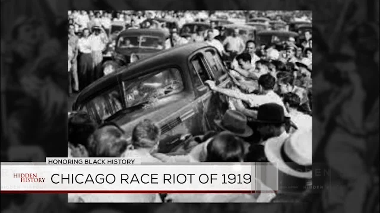 Hidden History: Chicago Race Riot of 1919 | WGN-TV