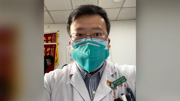 Diagram Death Of Whistleblower Doctor Sparks Outrage In China
