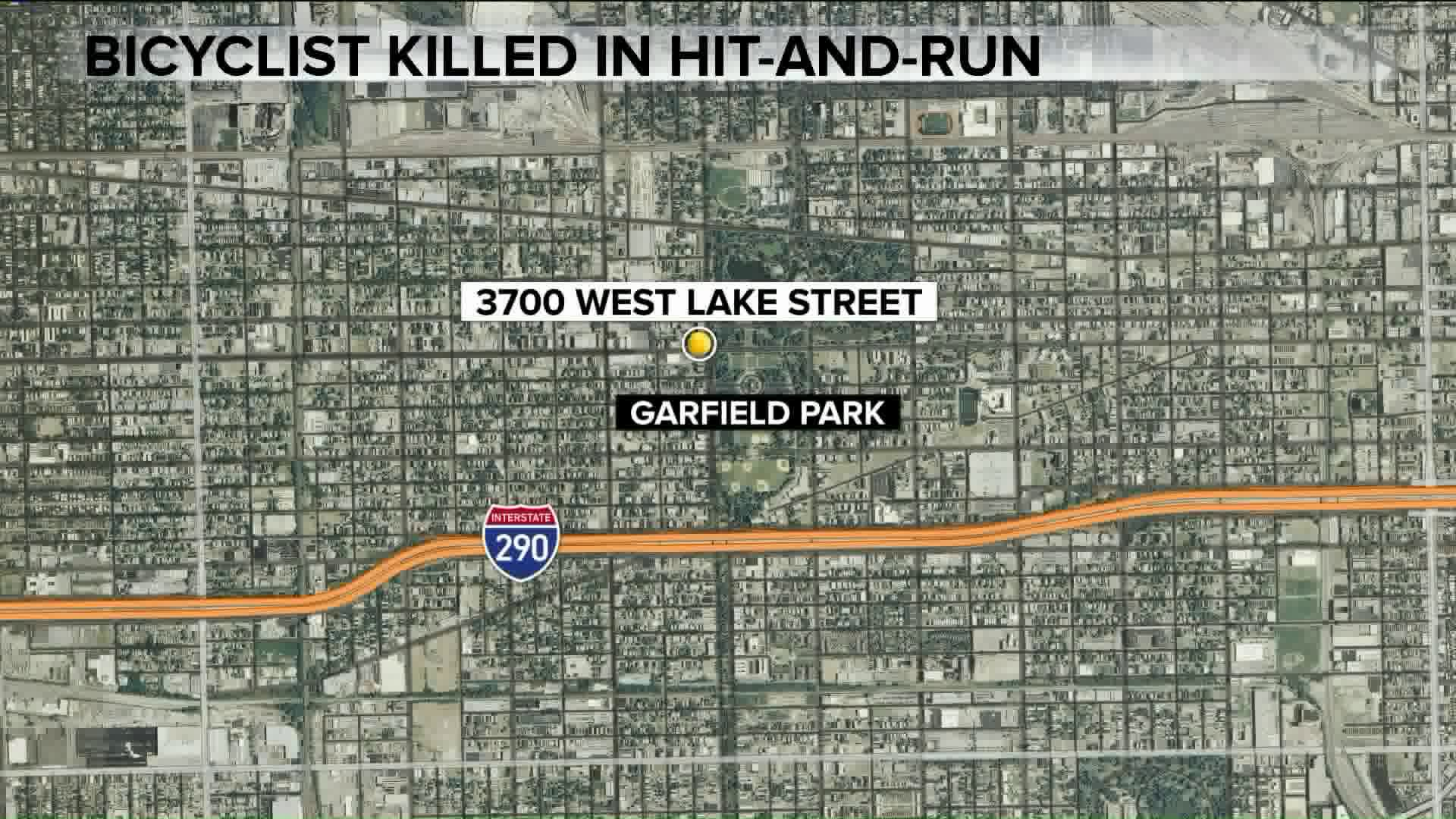 Bicyclist Killed In Hit And Run In East Garfield Park Wgn Tv