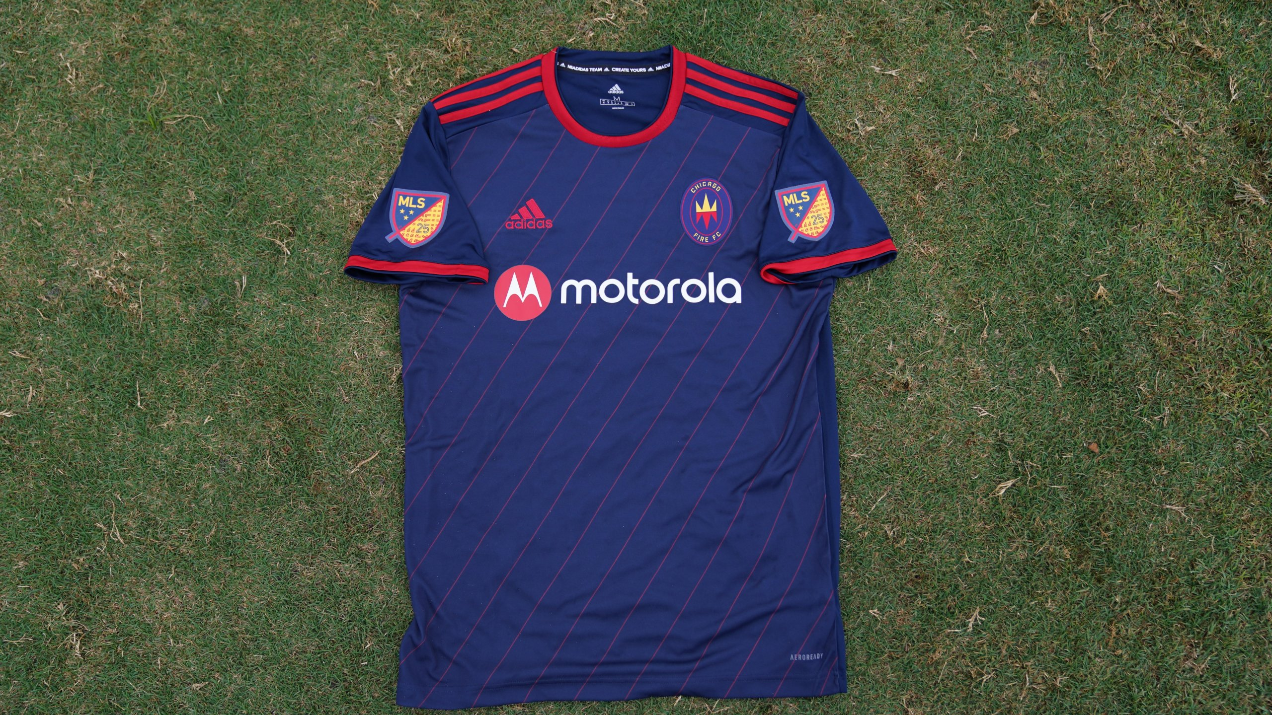 Chicago Fire Fc Reveals Their 2020 Home Jersey Wgn Tv
