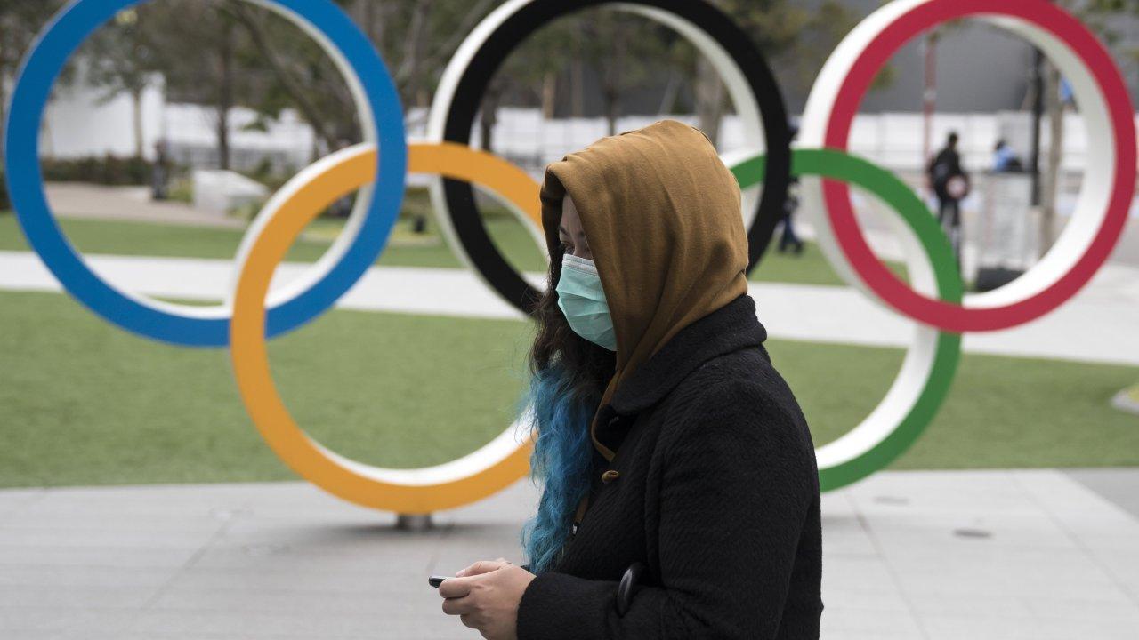 Olympischen Spiele in Tokio scheinen Sie sicher zu passieren — aber in 2021, nicht 2020