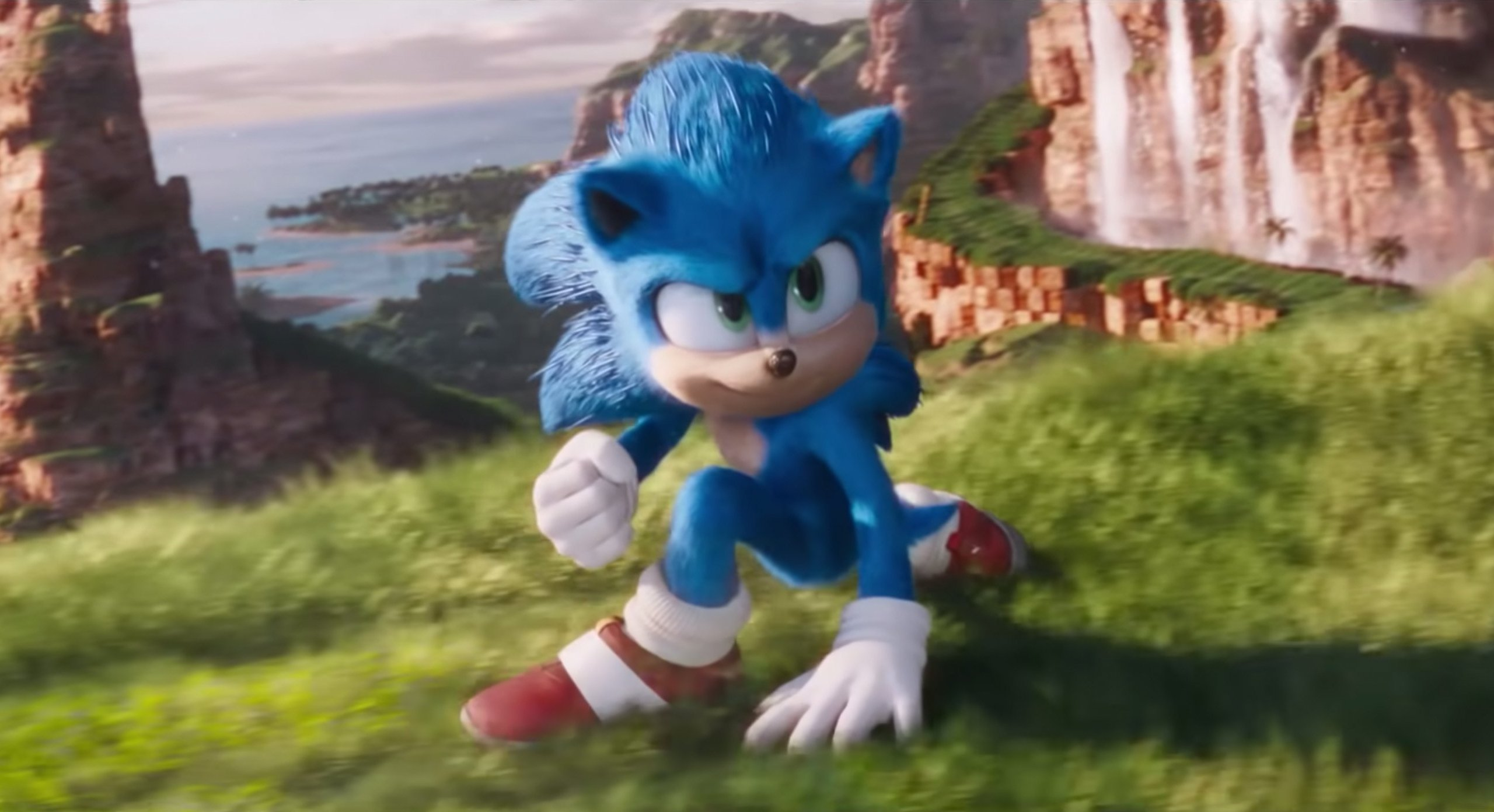 Sonic the Hedgehog' races to best opening ever for a video game ...