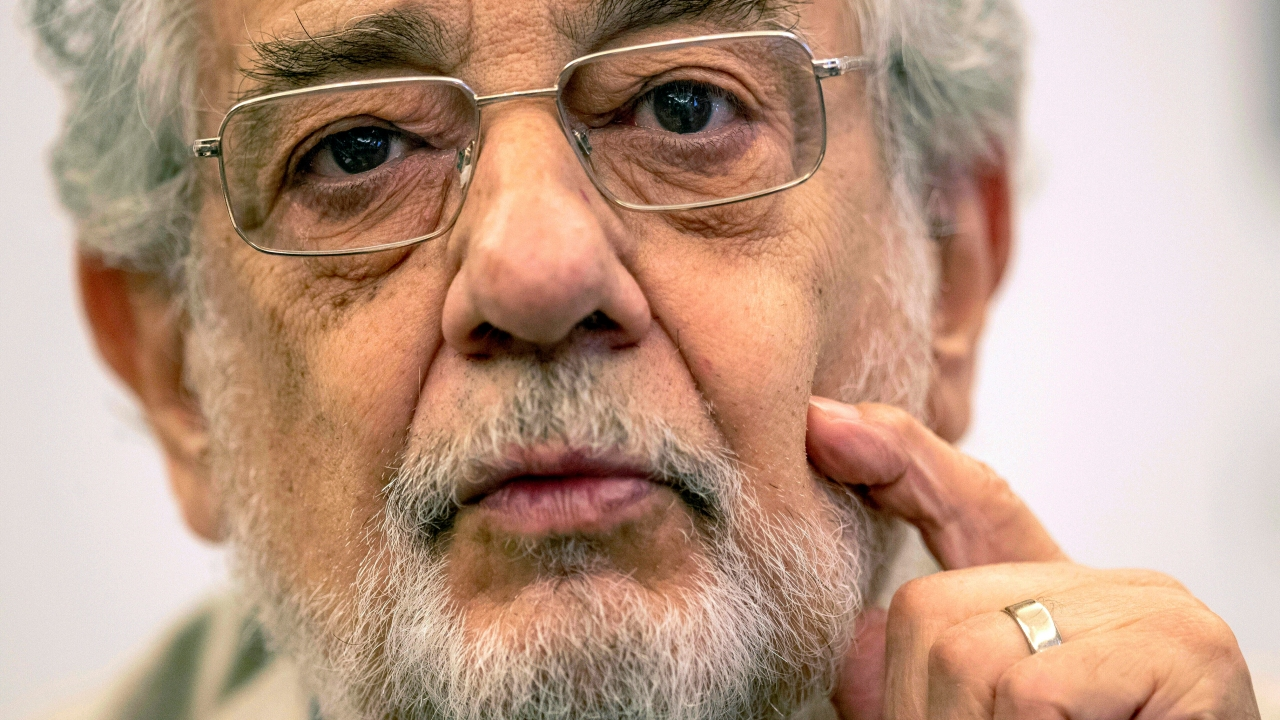 Plácido Domingo έχει coronavirus ανάμεσα σε Ισπανία ξέσπασμα
