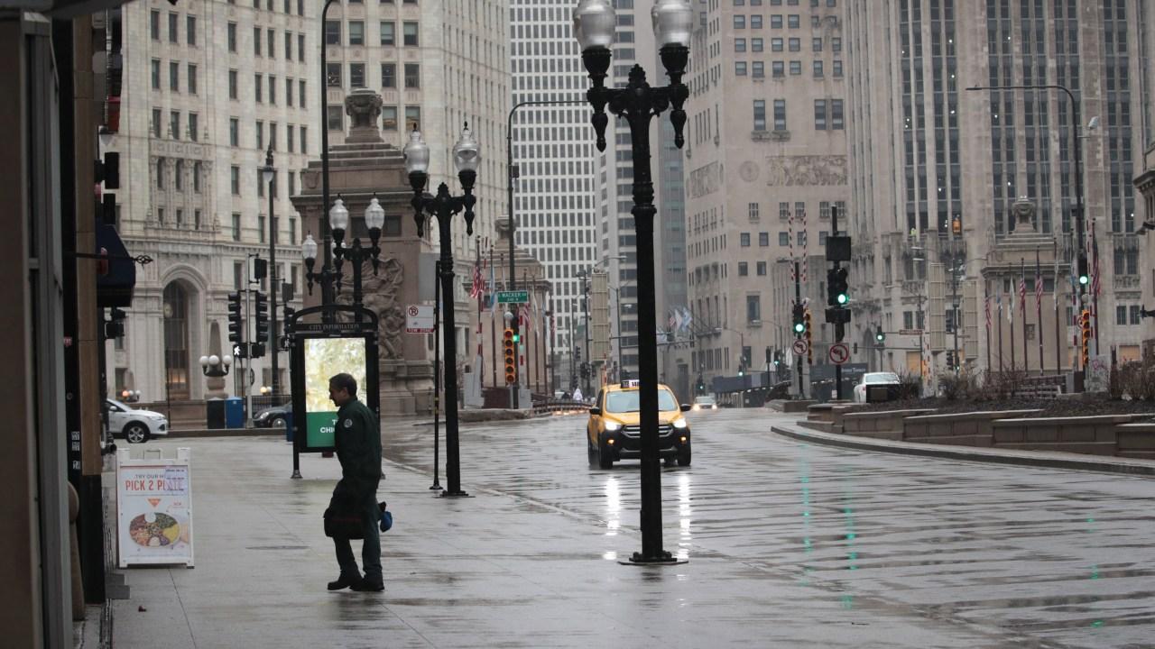 COVID-19 πανδημία 21 Μαρτίου ενημερώσεις: Illinois