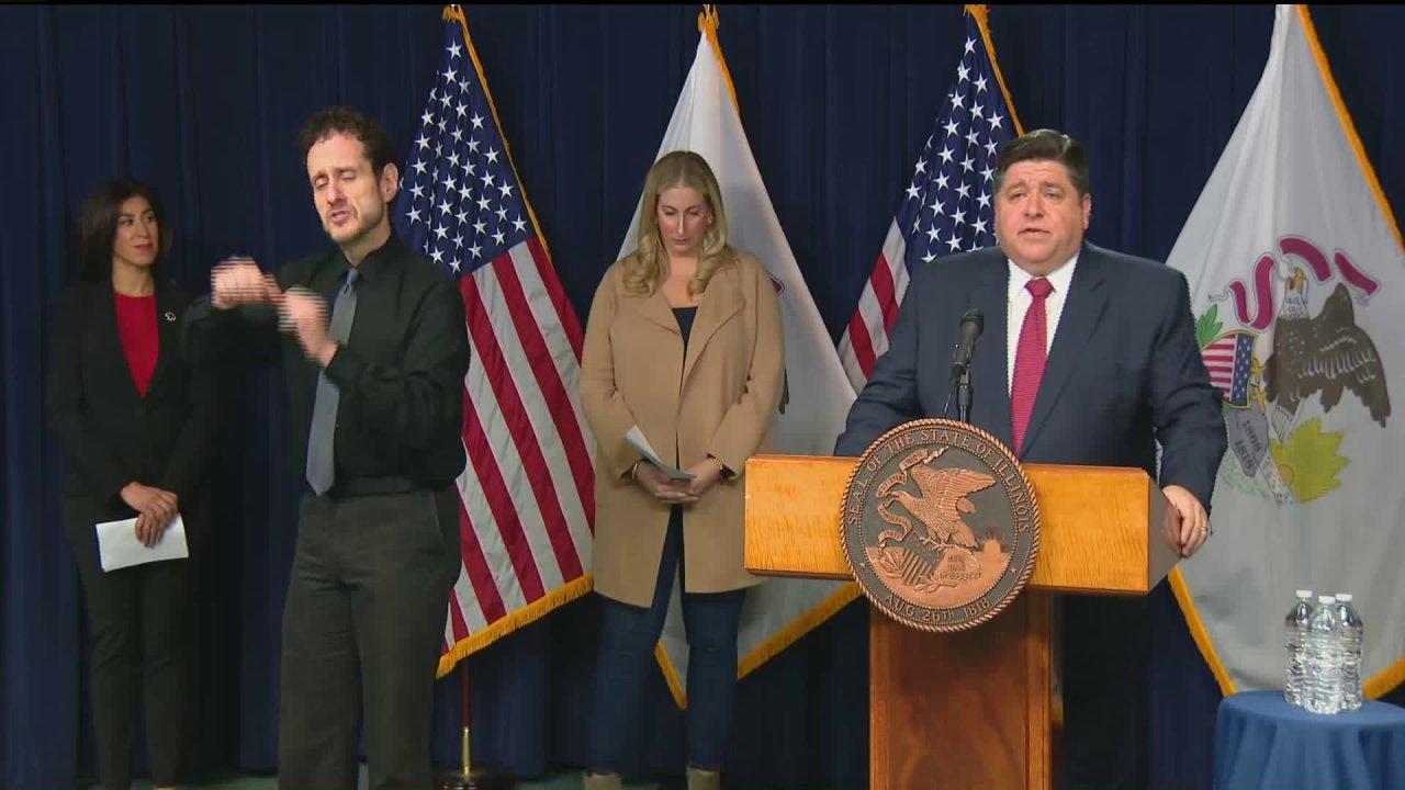 Beamte: 1,049 Fällen von COVID-19 bestätigt in Illinois, 9 Todesfälle