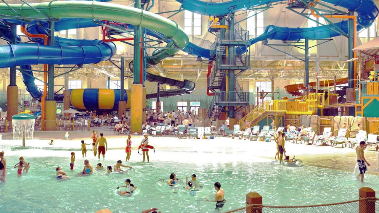 Great Wolf Lodge κλείνει όλα τα θαλάσσια πάρκα, θέρετρα μέσω της 19ης Μαΐου