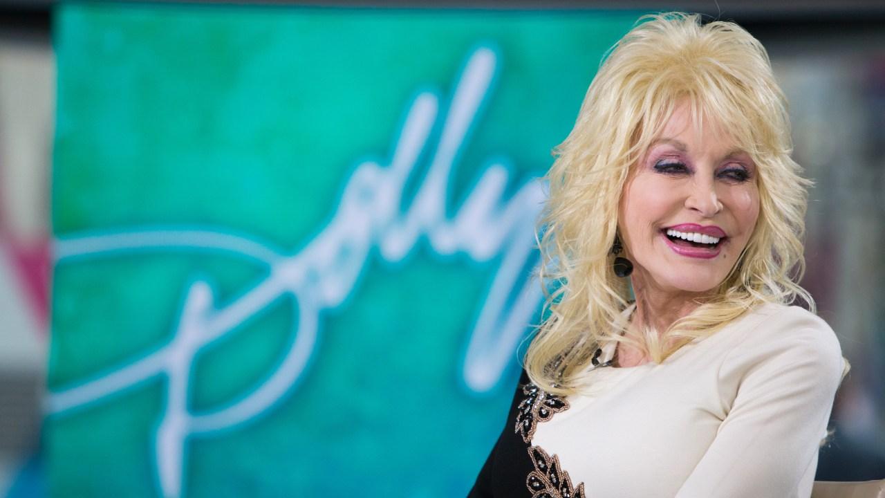 Für Ihr 75-Geburtstag, Dolly Parton will auf dem cover des Playboy