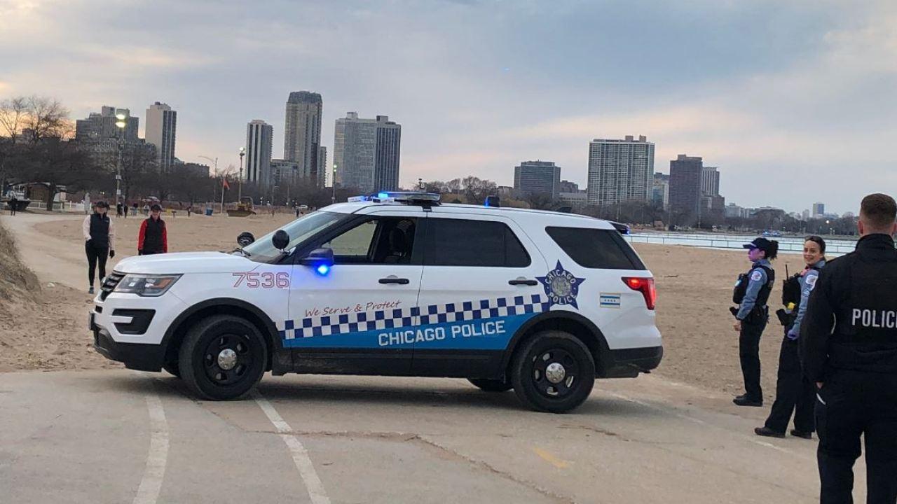 Πόλη του Σικάγο κλείνει Lakefront Trail ανάμεσα COVID-19 ξέσπασμα