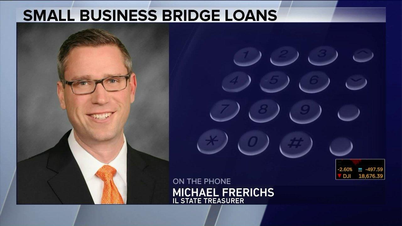 COVID-19: Details auf der kleinen business-relief-Programm von der Illinois State Treasurer