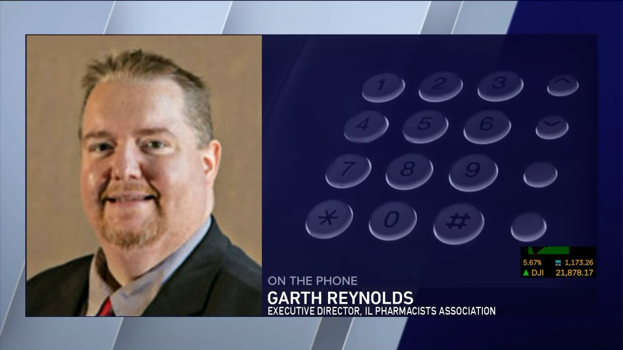 COVID-19: Illinois-Apotheker Association wiegt sich auf Medikamente, Mangel