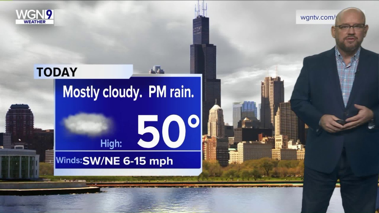 Πέμπτη Καιρός: Θερμοκρασίες κοντά 50 ως επί το πλείστον με συννεφιά, βροχή αναμένεται αργότερα