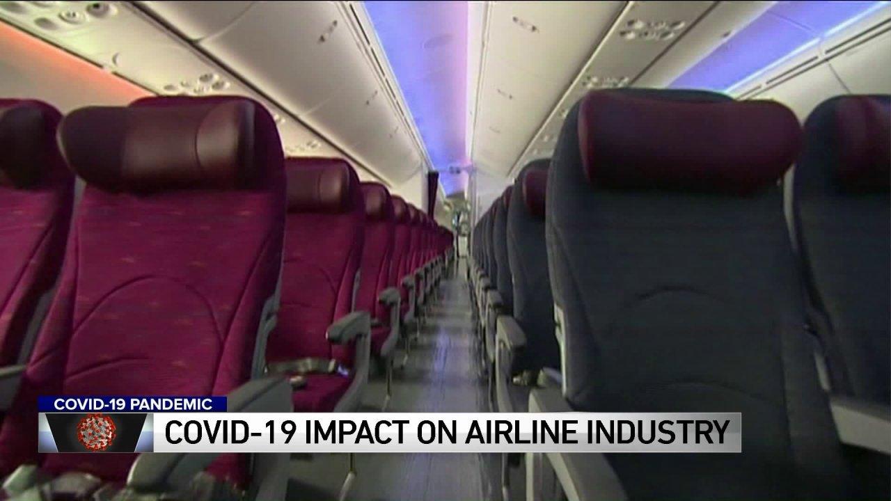 Airline-Analyst Seth Kaplan erklärt die COVID-19 Auswirkungen auf die airline-Industrie