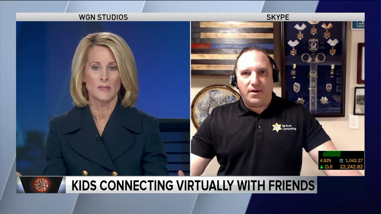 COVID-19: Welche apps sind besser, lassen Sie Ihre Kinder sicher mit Freunden verbinden?