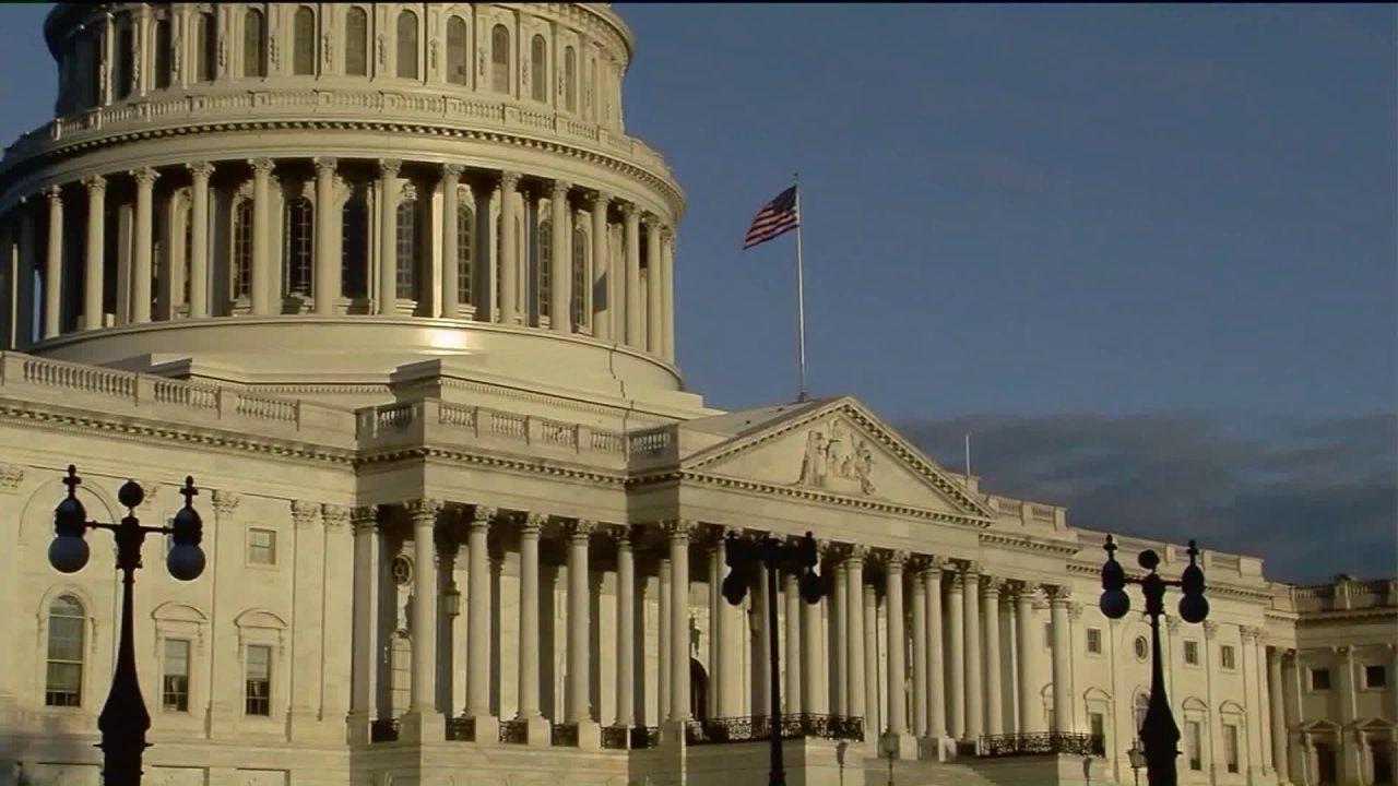 Der Kongress, das Weisse Haus optimistisch COVID-19 stimulus-Paket