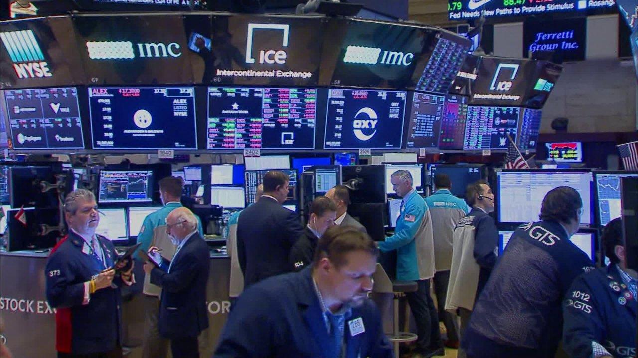 取引履歴書の後の停止を発揮する株式