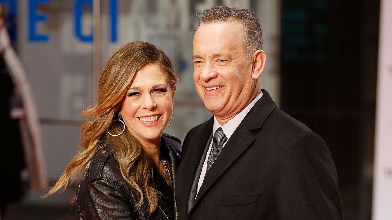 Tom Hanks und Rita Wilson sind wieder in den USA nach COVID-19 Quarantäne