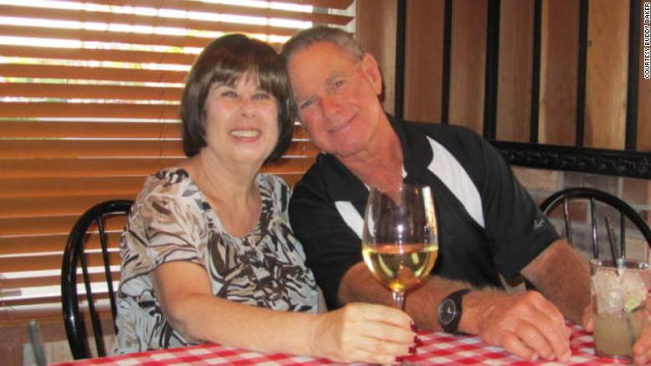 Florida pasangan meninggal 6 menit setelah 51 tahun menikah