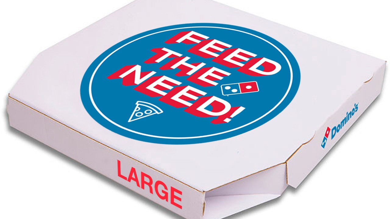 Domino's untuk memberikan 10 juta potong pizza selama COVID-19 pandemi